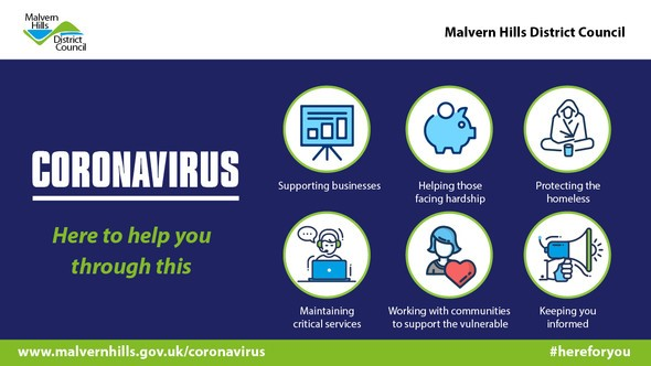 mhdc logo coronavirus